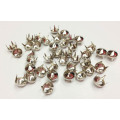 Prong Studs, Punk Rock Nailheads Brads, Prong Metal Brads Couro