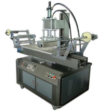 Hoja Multicolor grande plana/cilíndrica hidráulica máquina del traspaso térmico