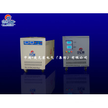 E04 Three phase servo type Transformer with square box case