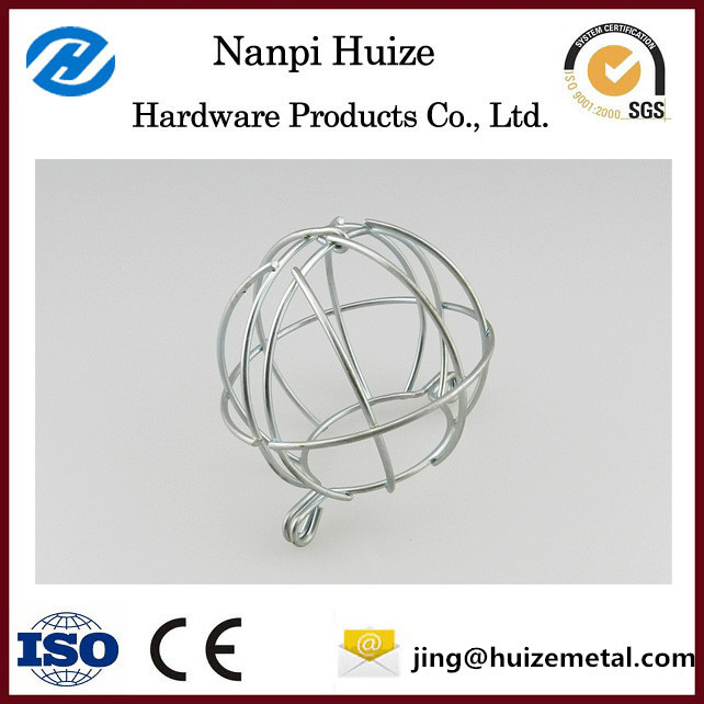 metal round decoration