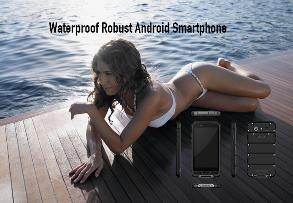 Waterproof Robust Android Smartphone