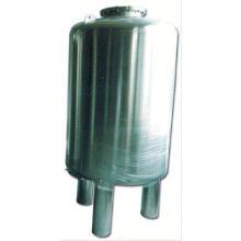 Tanque de acero inoxidable de la comida 2017, tanque de agua SUS304 100 galones del acero inoxidable, cristalización continua de GMP