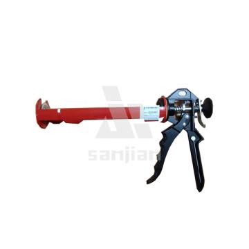 """Новейший тип 9 """"скелетный пистолет для копчения, силиконовый пистолет, пистолет-силиконовый пистолет, силиконовый герметик (SJIE3012C)"""