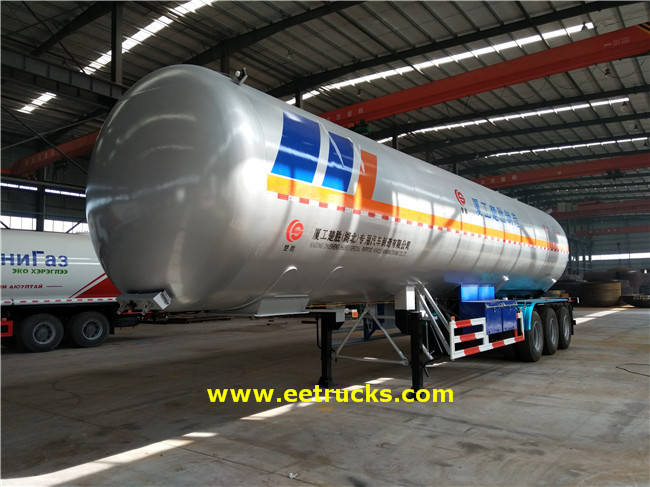 LPG Trailer Tanks