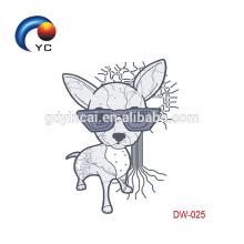 Wholesale crianças dos desenhos animados impermeável tatuagem temporária adesivos