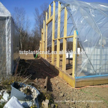 Large Size Multi-Span design commercial Film/PC Greenhouse