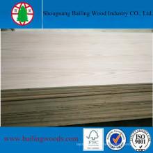 Best Price Poplar Core Red Oak Veneer Plywood