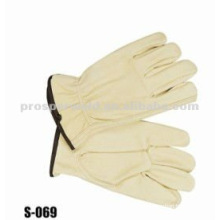 Cow leather Welding working gloves