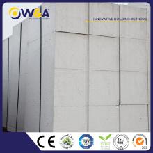 (ALCB-120) Chine AAC Block Size Blocs de béton légers Prix Block Besta