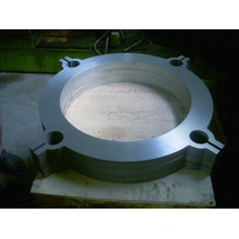 OEM Customized High Quality Steel Pump Plate