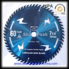 Tct Sierra para aluminio y acero