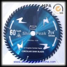 Tct Saw Blade for Aluminum and Steel