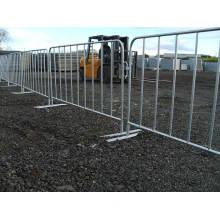 Barrera de control para peatones galvanizado y en polvo