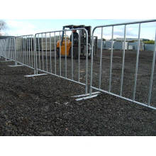 Galvanized & Powder Coated Pedestrian Control Barrier