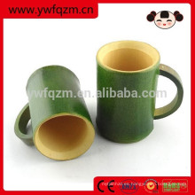 Taza de cerveza de bambú natural barata al por mayor