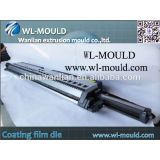 coating die for film coating on paper /plastic /clothes/non-wonen fabric