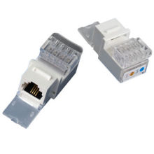 Cat3 Rj11 Telephone/Voice UTP 90 Degree Keystone Jack