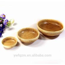 Оптовая handmade посуда бамбук салатник
