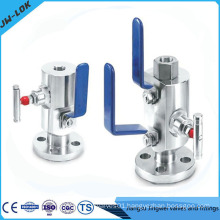 Dbb Valve Integral Double Block And Bleed Valve