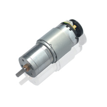 12V DC Motor With Optical Linear Encoder