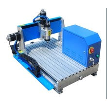 Hobi 3D Mini Desktop 6040 CNC Router Wood