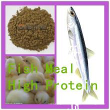 Repas de poisson d'alimentation animale pour le fourrage de mouton de Chiken