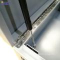 Caja de herramientas de metal con ruedas para camillas de trabajo a prueba de agua Caja de herramientas de metal con ruedas para camionetas de trabajo a prueba de agua