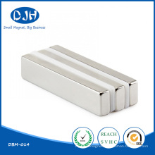 High Quality Custom Block Shape Permanent Neodymium Magnets