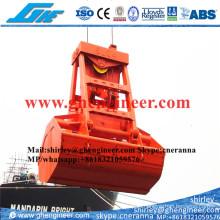 15t 25t Hydraulic Remote Control Clamshell Grab