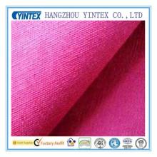 Tissu de coton doux de fournisseur de la Chine pour des textiles à la maison