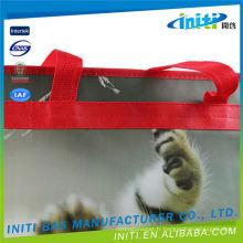 Nouveaux design les plus populaires 220 microns tous les sacs à glissière à l'écran
