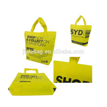Sedex audit factory custom cheap non woven tote bag with logo print