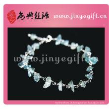 Guangzhou Fine Jewelry Artesanais Qualidade Cintos De Pedra De Cristal
