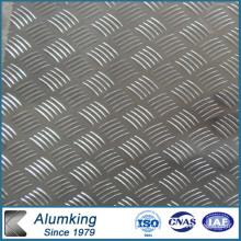 Алюминиевая пластиковая алюминиевая пластина для электрооборудования
