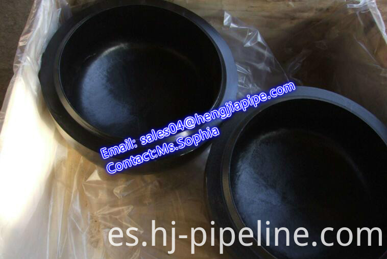 Pipe End Cap WT SCH40