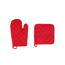 Pot Holder Oven Mitt Set patrones libres