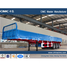 china manufacture the most popular 13m length multi-functional cargo semi trailers