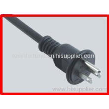 Pse 3pin Water Proof Power Cords