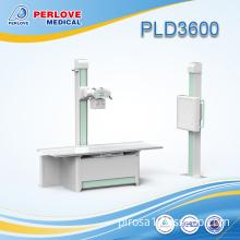 Digital medical X-ray system radiography PLD3600