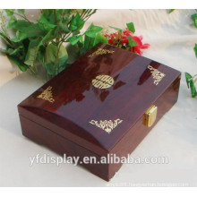 Superior Quality Hot Sell Wooden Ginseng Box