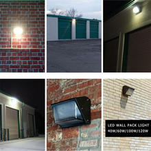40 W DLC ETL LED Wall Pack