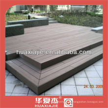 WPC flooring with Coextrusion