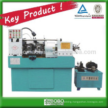 High speed thread rolling machine for bolt screw