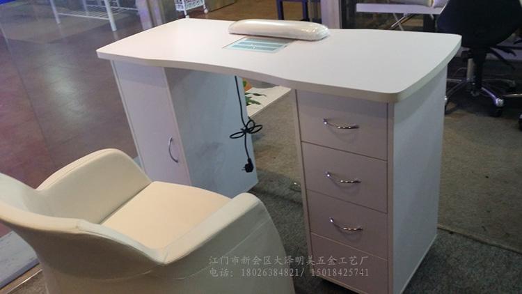 nail salon table