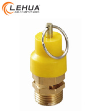 3/8 safety valve of air compressor spare parts
