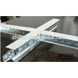 suspended ceiling t-bar / exposed ceiling t-grid
