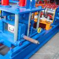 Rollo de canal de fácil operación que forma la máquina cz c purlin rodillo que forma la máquina