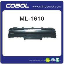 Cartucho de tóner BK compatible Mlt-1610 para Samsung Scx-4321 / 4521hf / Ml-2510 / Ml-1610