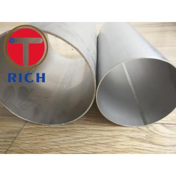 Stainless Steel Welded Pipe For Petrochemical Industry
