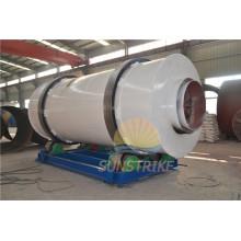 Professioanl Design Silica Sand Rotary Dryer Supplier